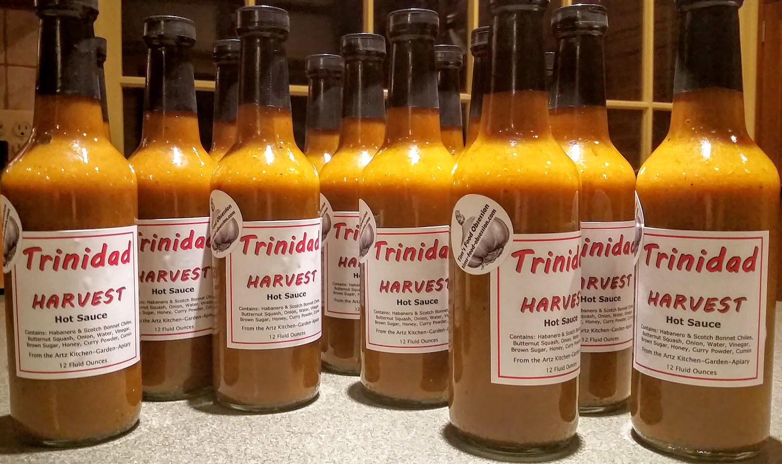 Trinidad Harvest, A Pumpkin Curry Hot Sauce – Tim\'s Food Obsession